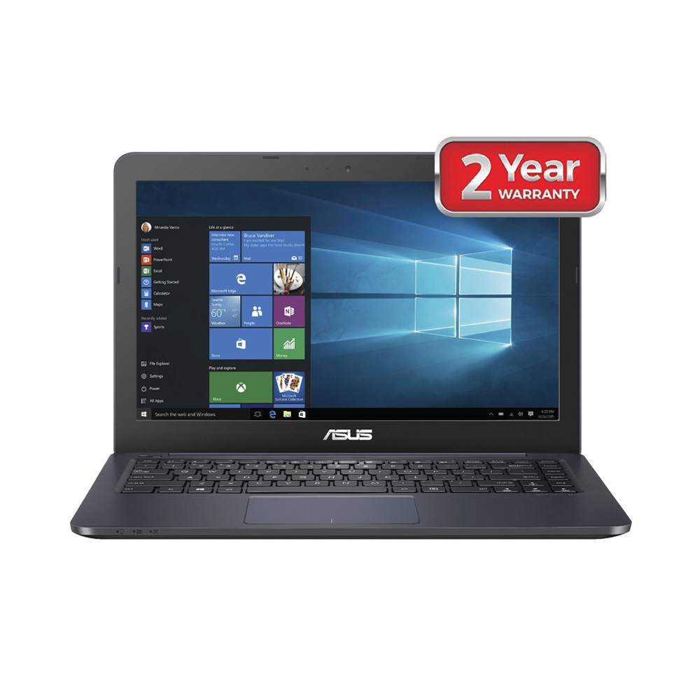 Asus GA067T Laptop (AMD E2-7015/4GB/1TB HDD/AMD Radeon R2 Graphics/Windows 10/HD), 35.56 cm (14 inch)