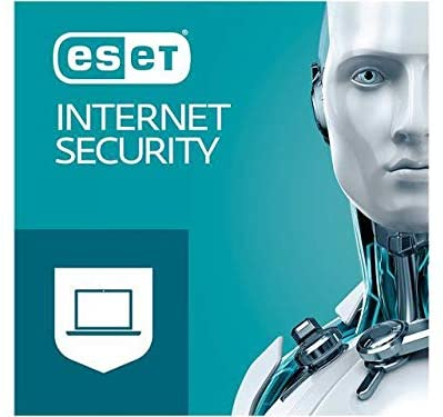 ESET Internet Security for Windows 2021 | 1 Device 1 Year | Official Download with License (No CD)