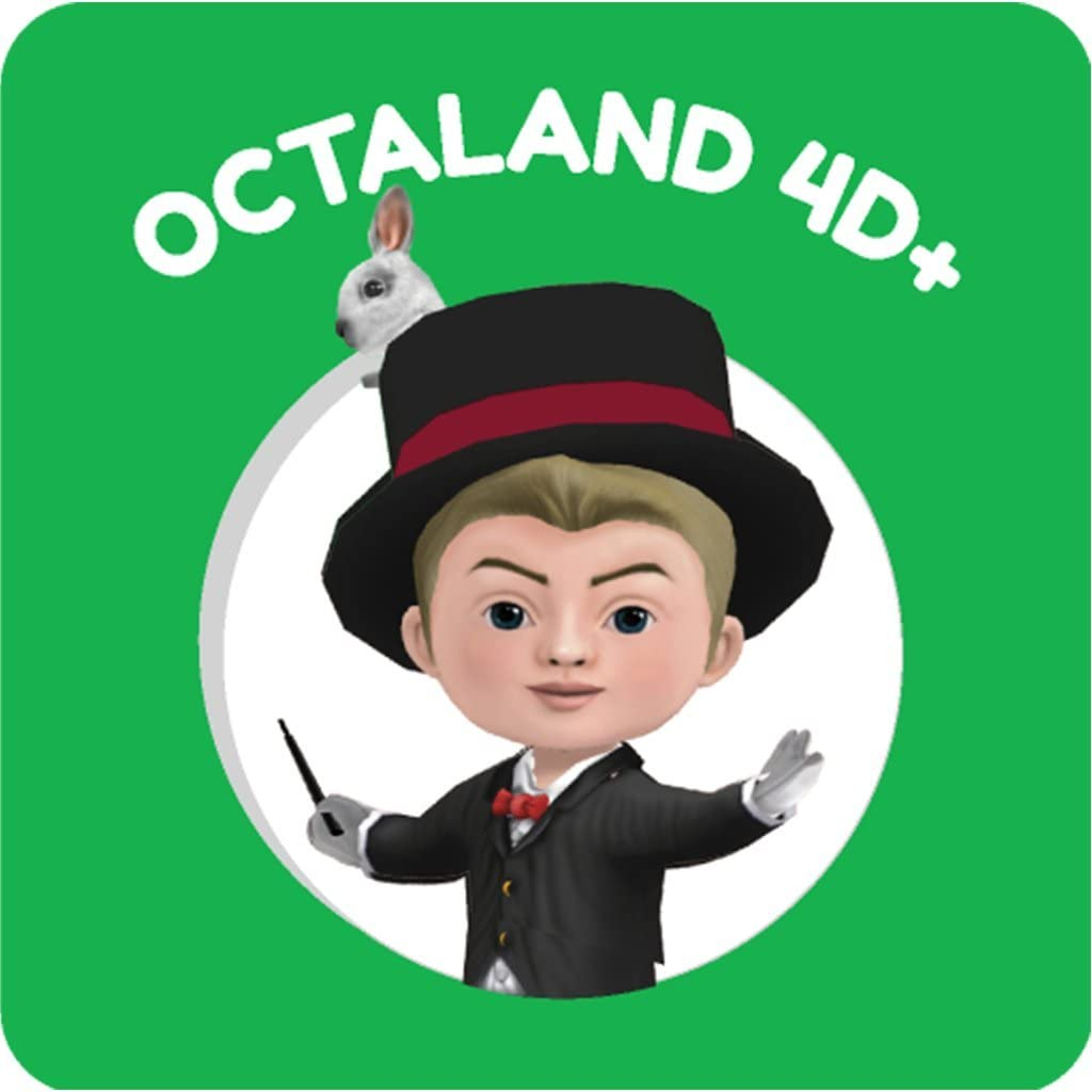 Octagon Studio  Octaland 4D+ Augmented Reality Occupation Series 1