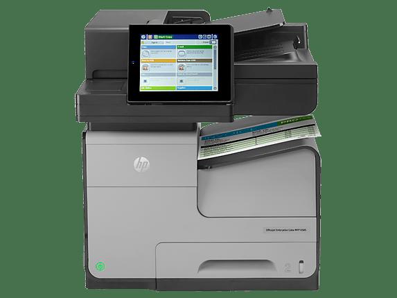 HP Officejet Enterprise Color Flow MFP X585dn B5L04A