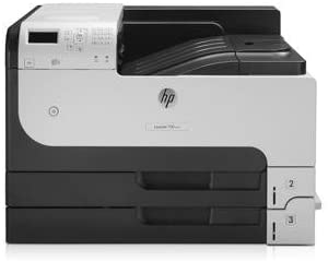 HP LaserJet Enterprise 700 M712dn Monochrome Printer, Upto 40 ppm Print Speed, Upto 100000 Pages, Upto 1200 x 1200 dpi Resolution