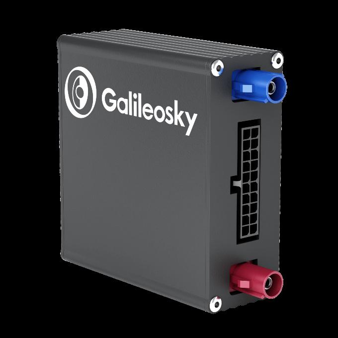 Galileosky Base Block Wi-Fi Hub