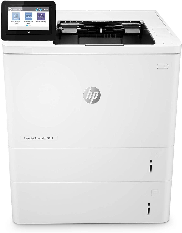 HP Laserjet Enterprise M612dn Monochrome Duplex Printer (7PS86A)