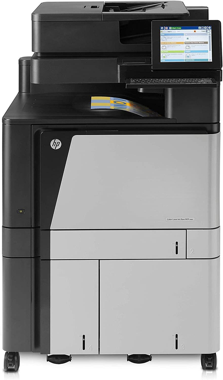 HP Color LaserJet Enterprise Flow M880z With A2W80a Finisher A2W76A