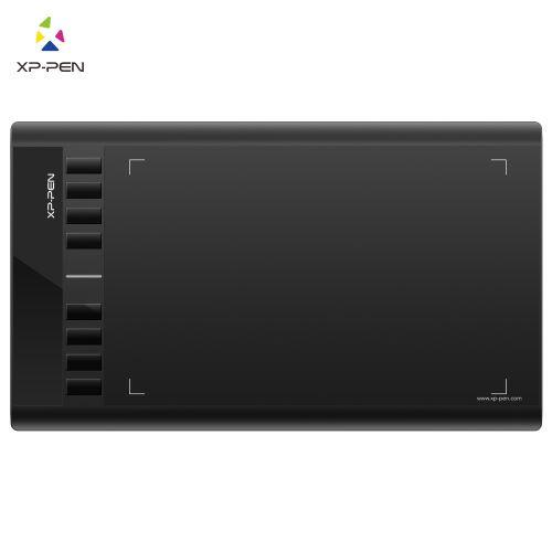 Smart XP-PEN Star 03 10 x 6 inch working area 8 express keys.