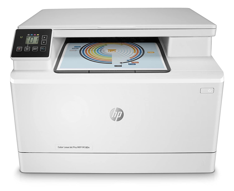 HP Color Laser jet Pro M180N Network Printer