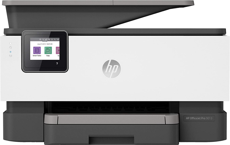 HP OfficeJet Pro 9013-1KR49B Wireless Print Scan Copy Fax All-in-One Printer 4800 x 1200 dpi
