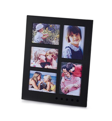 Talking Photo Frame - Collage Student