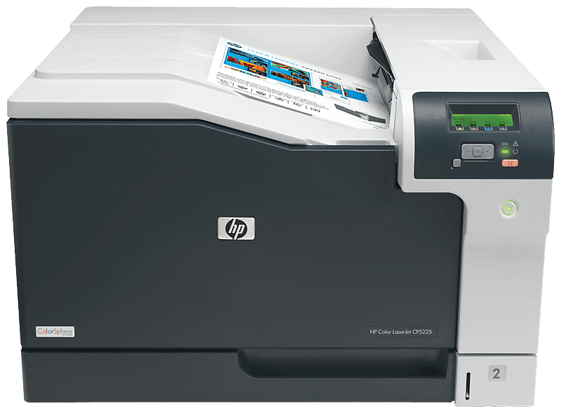HP Color LaserJet Pro CP5225n Printer