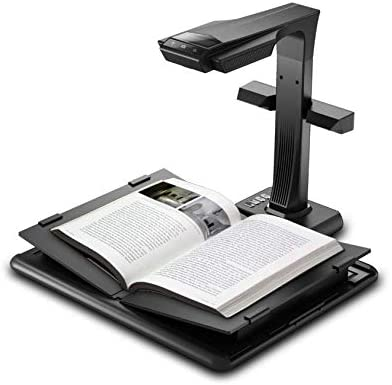CZUR M3000 PRO Professional Book Scanner & Extended Warranty (A3 Size Scanner)