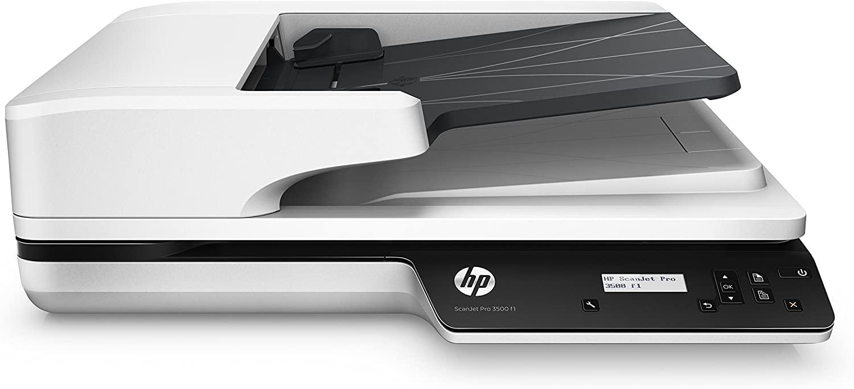 HP Scanjet Pro 3500 F1 Flatbed Scanner, (L2741A)