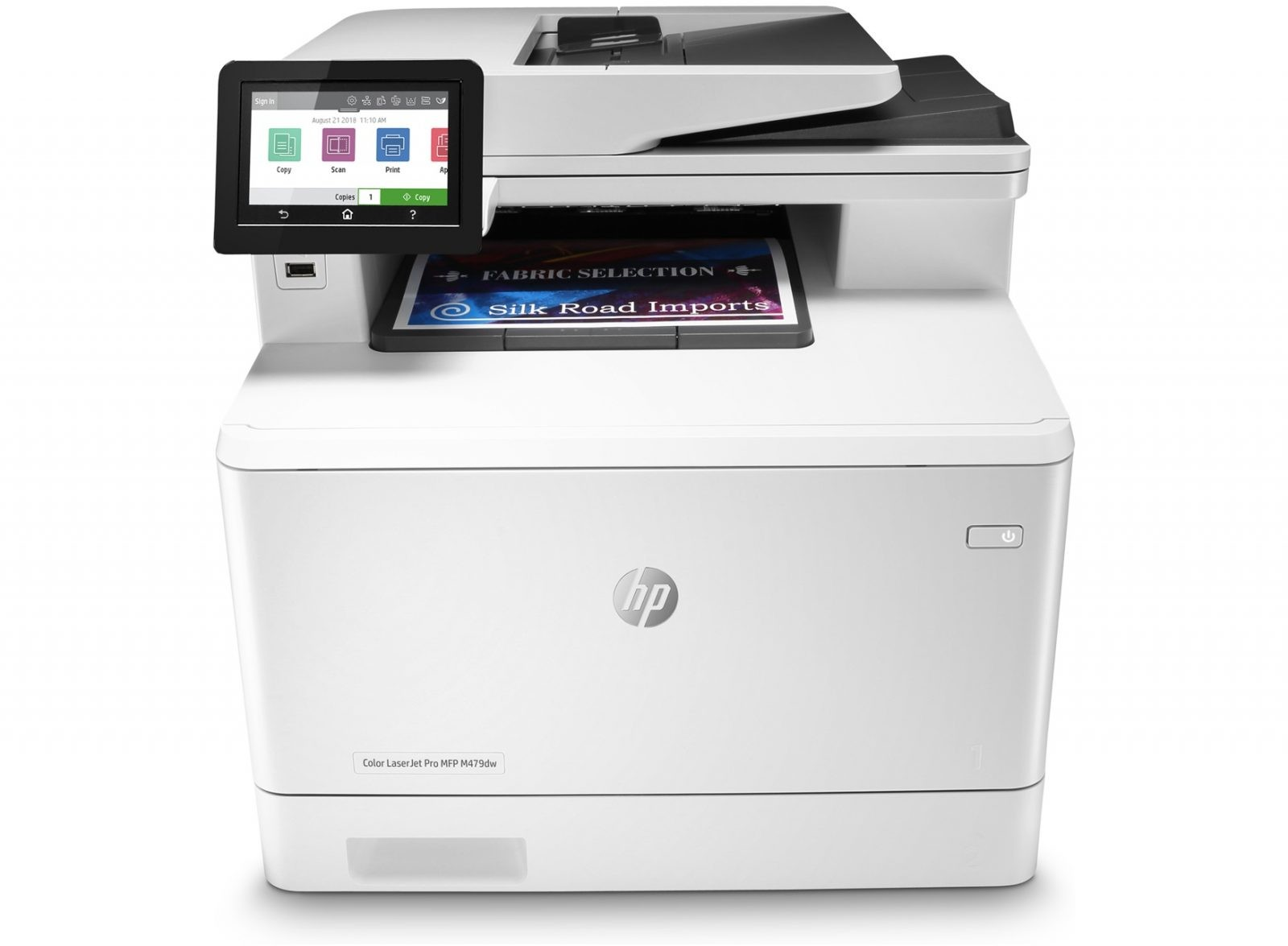 HP Color LaserJet Pro MFP M479dw Wireless Printer