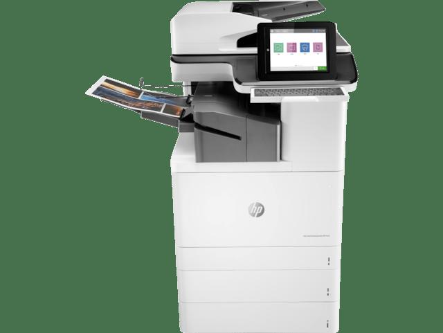 HP LaserJet Enterprise Flow MFP M776zs - multifunction printer - color (T3U56A#BGJ)