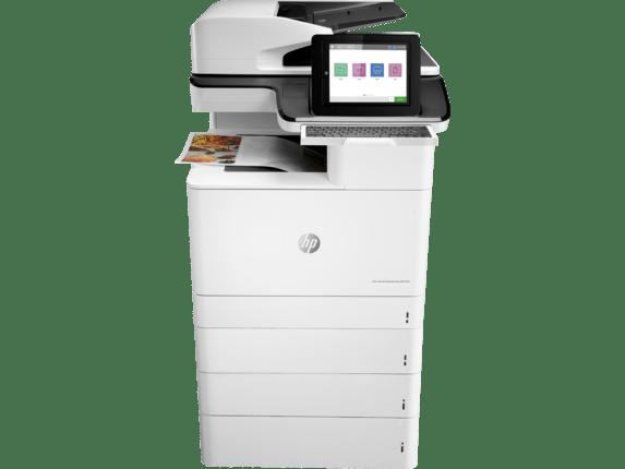 HP Color LaserJet Enterprise Flow MFP M776z Color Laser MFP, New (3WT91A)