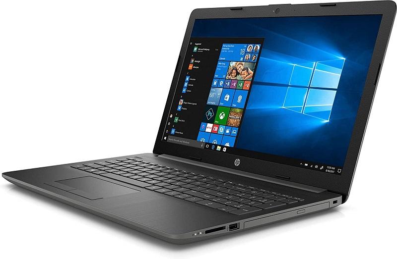 HP 15DA0076NR 15.6 Intel Core i3, 8GB, 1TB, Windows 10 Touchscreen Laptop (2E6Z0EA)