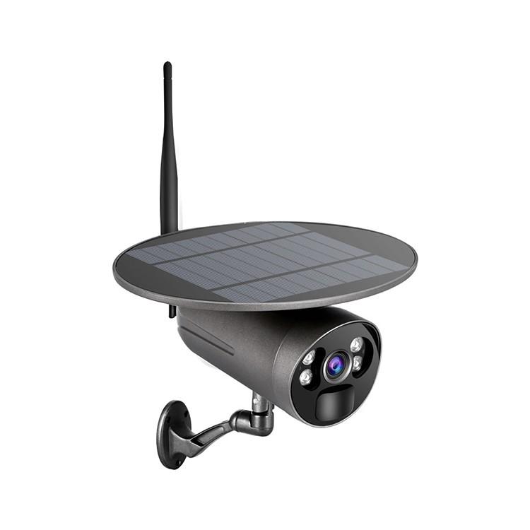 STW-5L Home Outdoor yard lamp night light no wires Ip66 Wireless 1080p Ip PTZ Security Surveillance Solar Wifi
