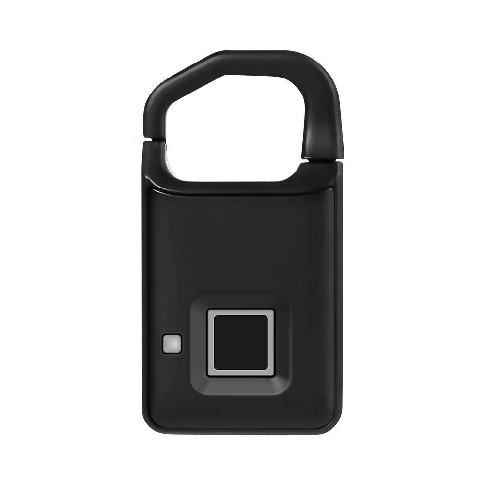 Anytek P4 Fingerprint Lock USB Charging Smart Keyless Anti-Theft Padlock