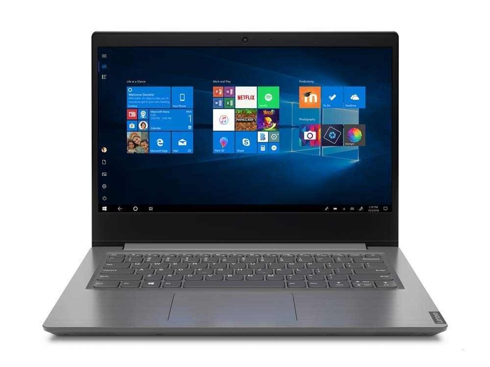 Lenovo V14 AMD RYZEN 3 3250U 14-inch HD Laptop (4GB Ram/1TB HDD/Dos/Iron Grey) 82C6000BIH